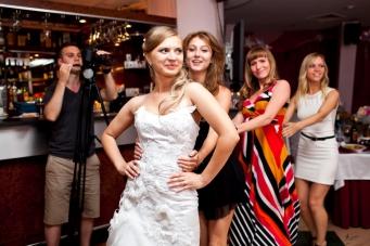 Свадьба в Калининске