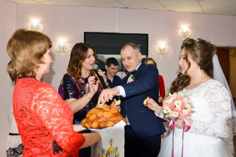 Свадьба БЦ Ковчег