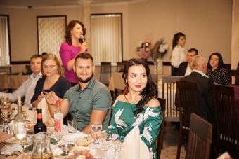 Свадьба Андрея и  Алины 29.09.2018