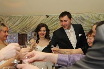 Веселая свадьба Игоря и  Наталии _3