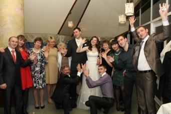 Веселая свадьба Игоря и  Наталии _6