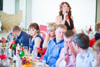 Самая КРАСНАЯ классная свадьба Вячеслава  и Надежды_23