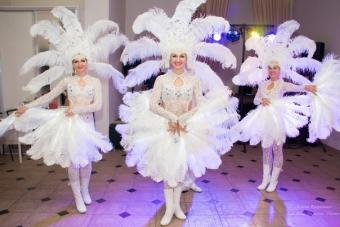 Шоу-балет Flame Флэйм_9