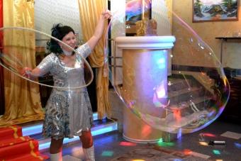 Мыльные пузыри - волшебная сказка из детства от Альфии Исламовой