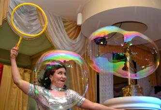 Мыльные пузыри - волшебная сказка из детства от Альфии Исламовой_4